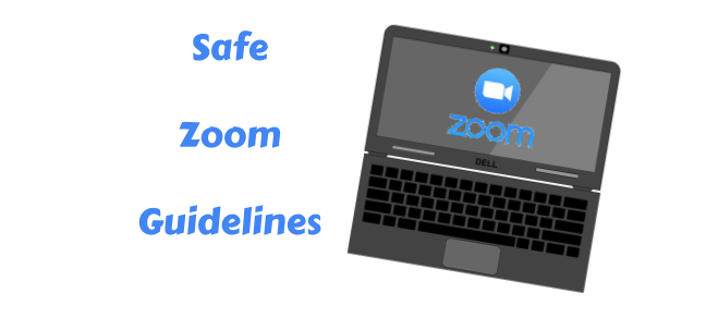 Safe Zoom Guidelines