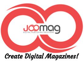 Create digital magazines with Joomag!