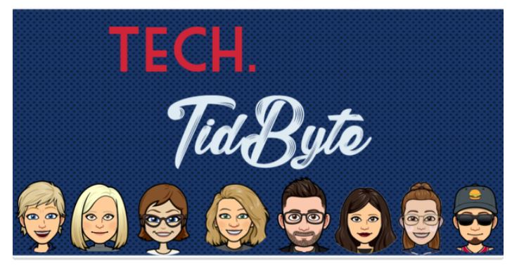 February 2019 Tech TidByte enewsletter