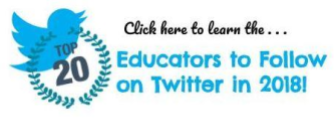 Top 20 Educators to Follow